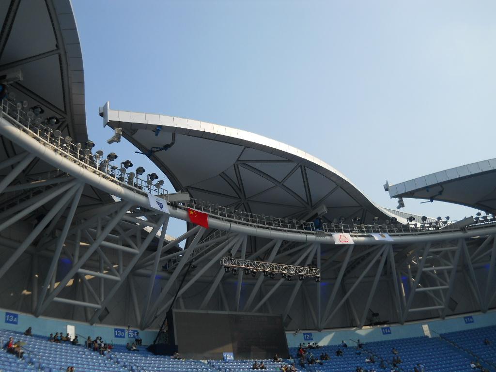China Journey Shanghai Rolex Masters Tennis Tournament