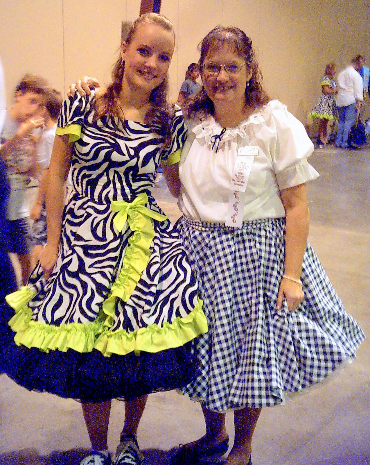 de1b5973a40 Teens take Square Dancing by Storm! And come up with WOW costumes..Pattern  and Video Included