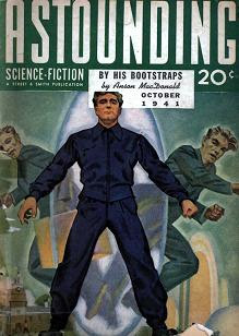 Cover by Rogers of Astounding Science-Fiction magazine, October 1941 issue