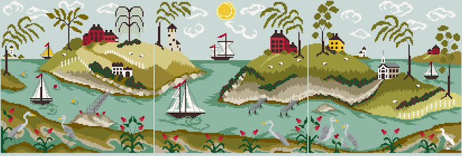 WELCOME TO BY THE BAY NEEDLEART