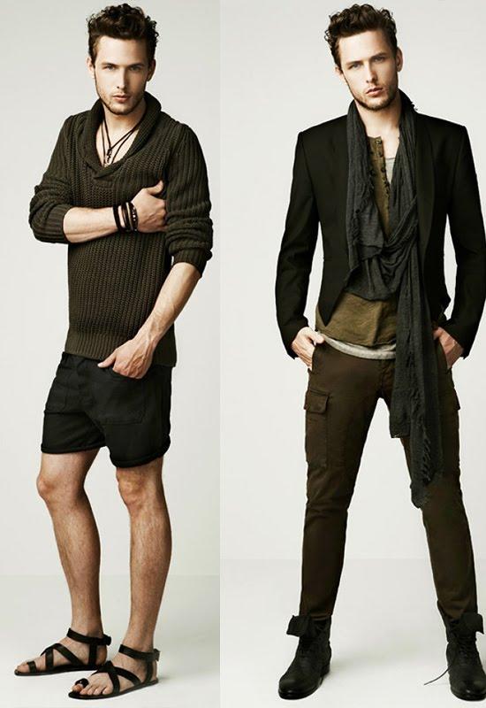 Zara Spring Summer 2010 Lookbook – May Edition | COOL CHIC ...