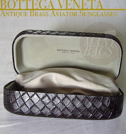 df85fed43f83 Below  Welcome my new Bottega Veneta Antique Brass Aviator Sunglasses!