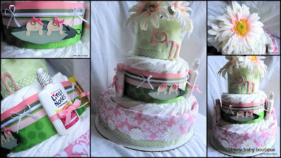 Liberty Baby Boutique Diaper Cakes