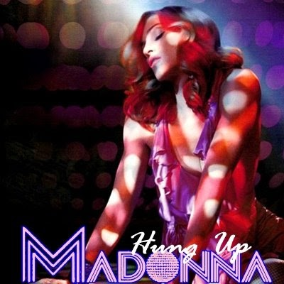 Fanmade Covers: Madonna - Hung Up (Fanmade Single Cover)