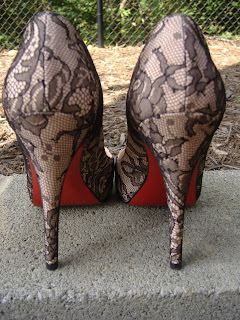 18cd5959b18 Shoe Daydreams: Featured Shoe: Christian Louboutin Very Prive Lace ...