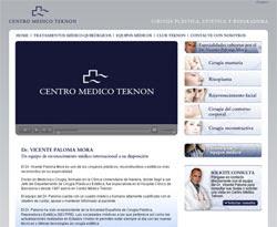 clinica teknon barcelona estètica
