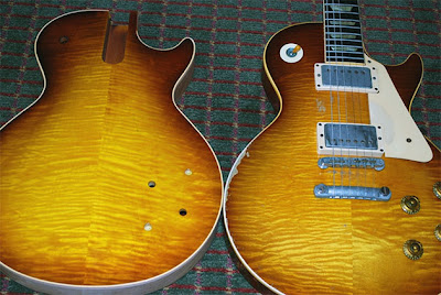 Billy Gibbons Pearly Gates 1959 Reissue Gibson Les Paul