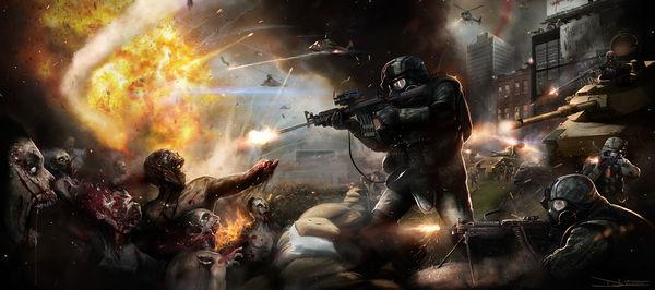 World War Z Movie   World War Z Trailer