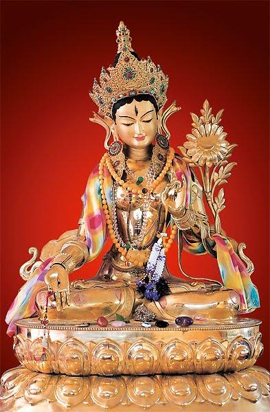 Отношение к сексу в буддизме