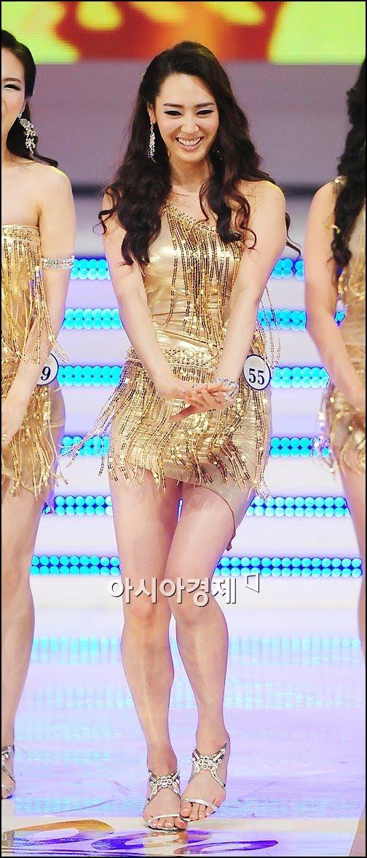 La Alfombra Rosa: Miss Corea 2010-2011