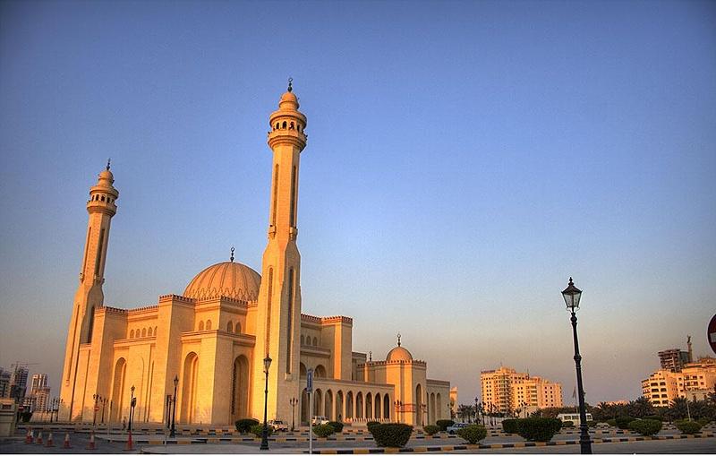 Dnyann Btn Camileri Katarn Bakenti Dohada Bir Cami
