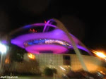 CLASSIC LA PHOTO:  LAX Encounters Restaurant at Night