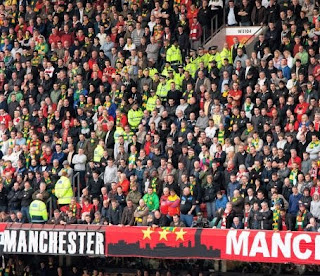 Trouble in the Stretford End