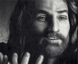 jesus christ smiling drawings drawing artwork pencil faces humor sketch illustrations wallpapers face gospels religions god caesar four favorite redeeminggod