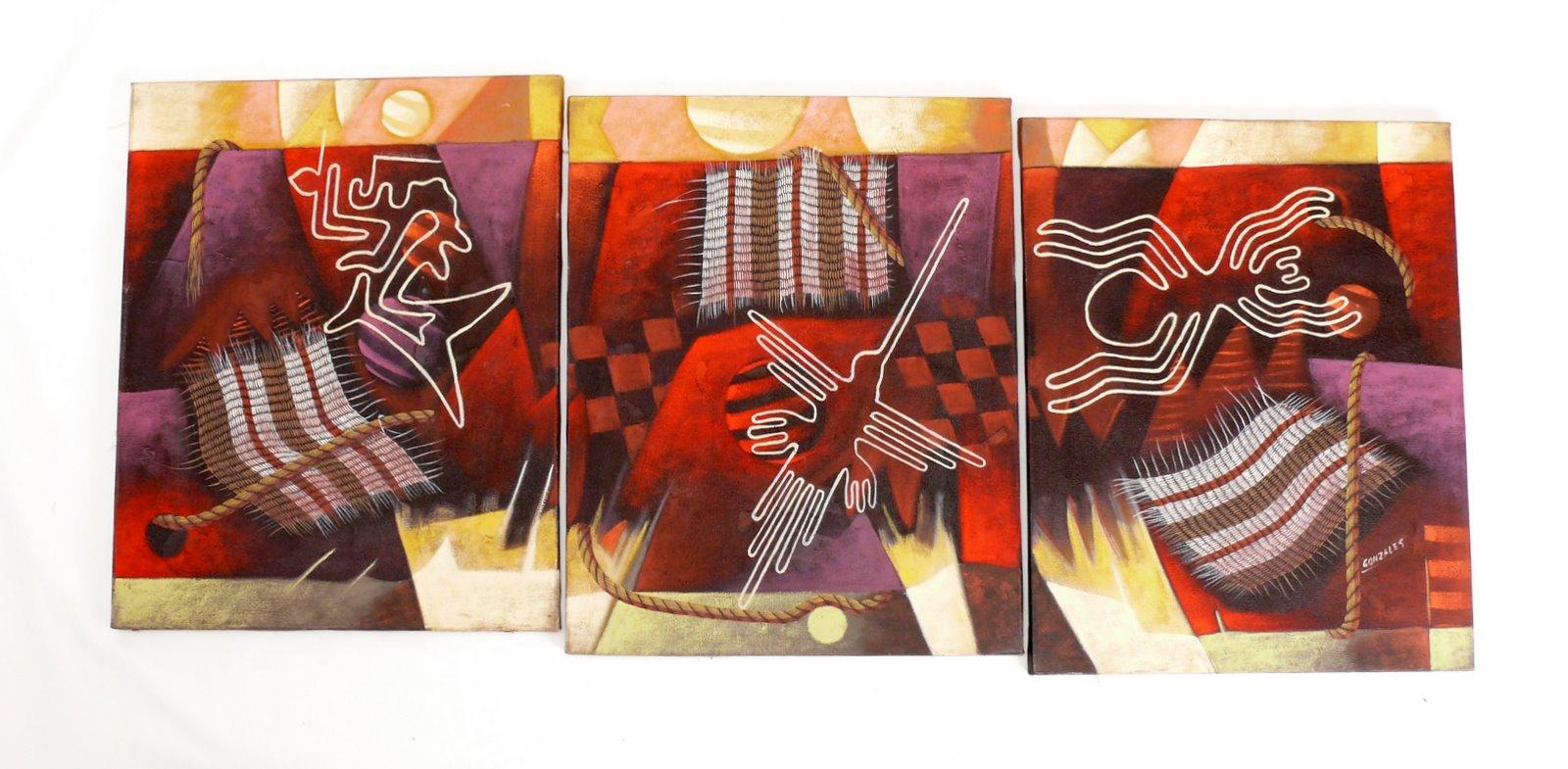 Arte Y Cultura Sevilla Motivos: Impulso Arte Peru: 2010