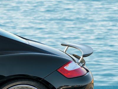 2006 Strosek Porsche Cayman