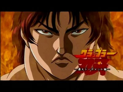 SD Otaku Blog: Baki The Grappler Season 2