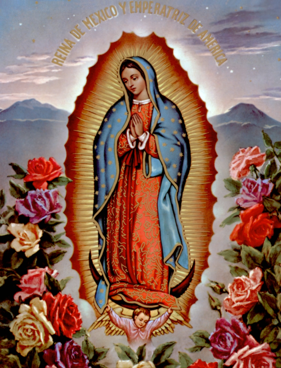 The Evolution of La Virgen de Guadalupe in Chicano Art