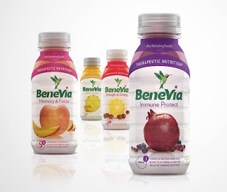 BeneVia Health Drink bottle