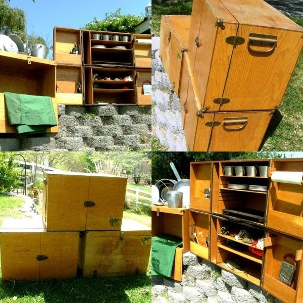 Bradshaw & Sons: Camp Kitchen