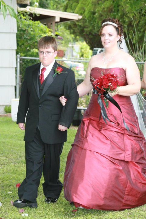 When Is The Red Wedding.Frugal Missus The Bride Rocked A Red Wedding Dress