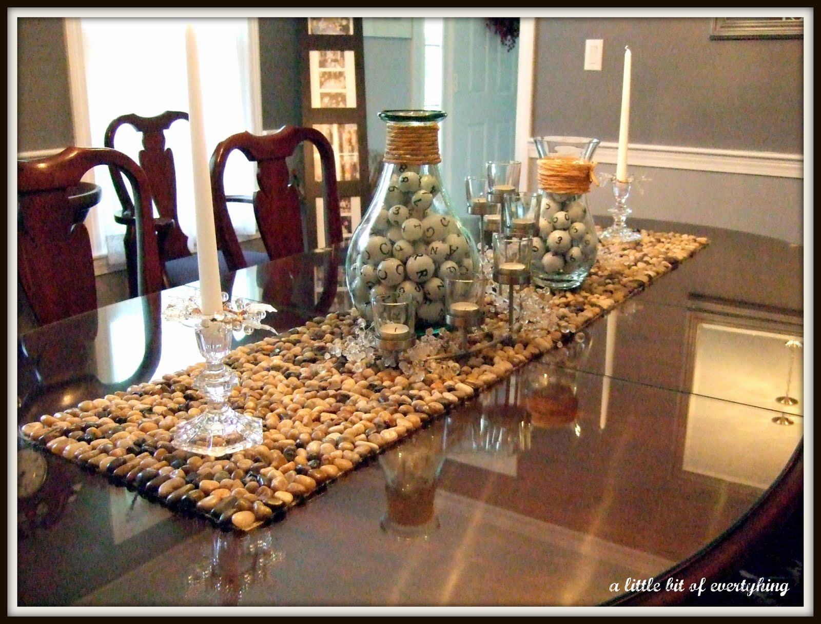 a little bit of everything: Table Setting: Dining Room ...