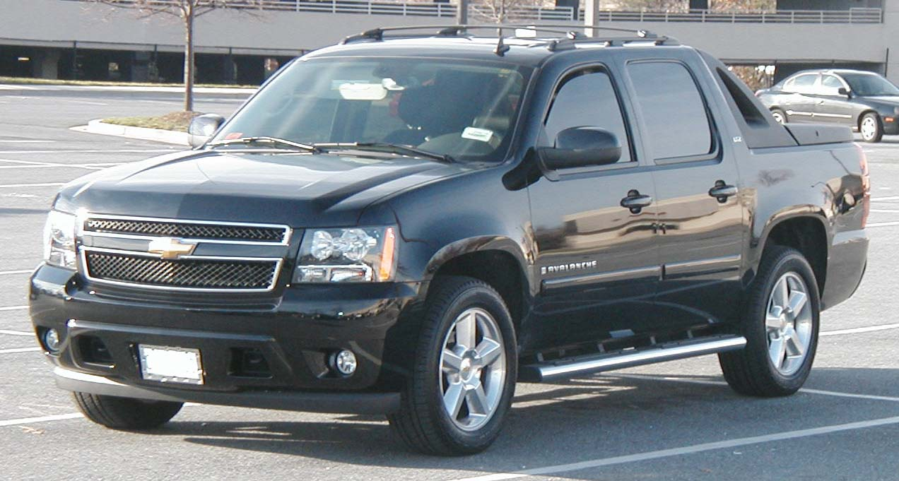 Top speedy Autos: Chevrolet Avalanche Truck 2010