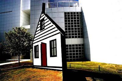 liechestein house optical illusion