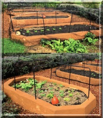 Kickbike & Kettlebell: Some design notes for a raised bed ...
