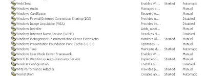 Clint Boessen's Blog: Windows Server 2003 SP2 Setup Fails - WMI Error