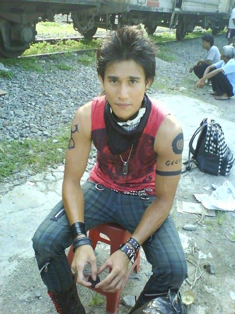 BOY TAS SEMARANG: Foto sama pemain film PUNK IN LOVE 2009'