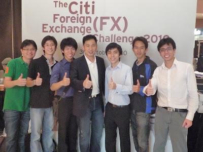 Citbank Forex Challenge