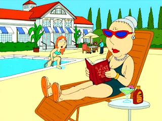 Celebrity Family Guy Louse Naked Scenes