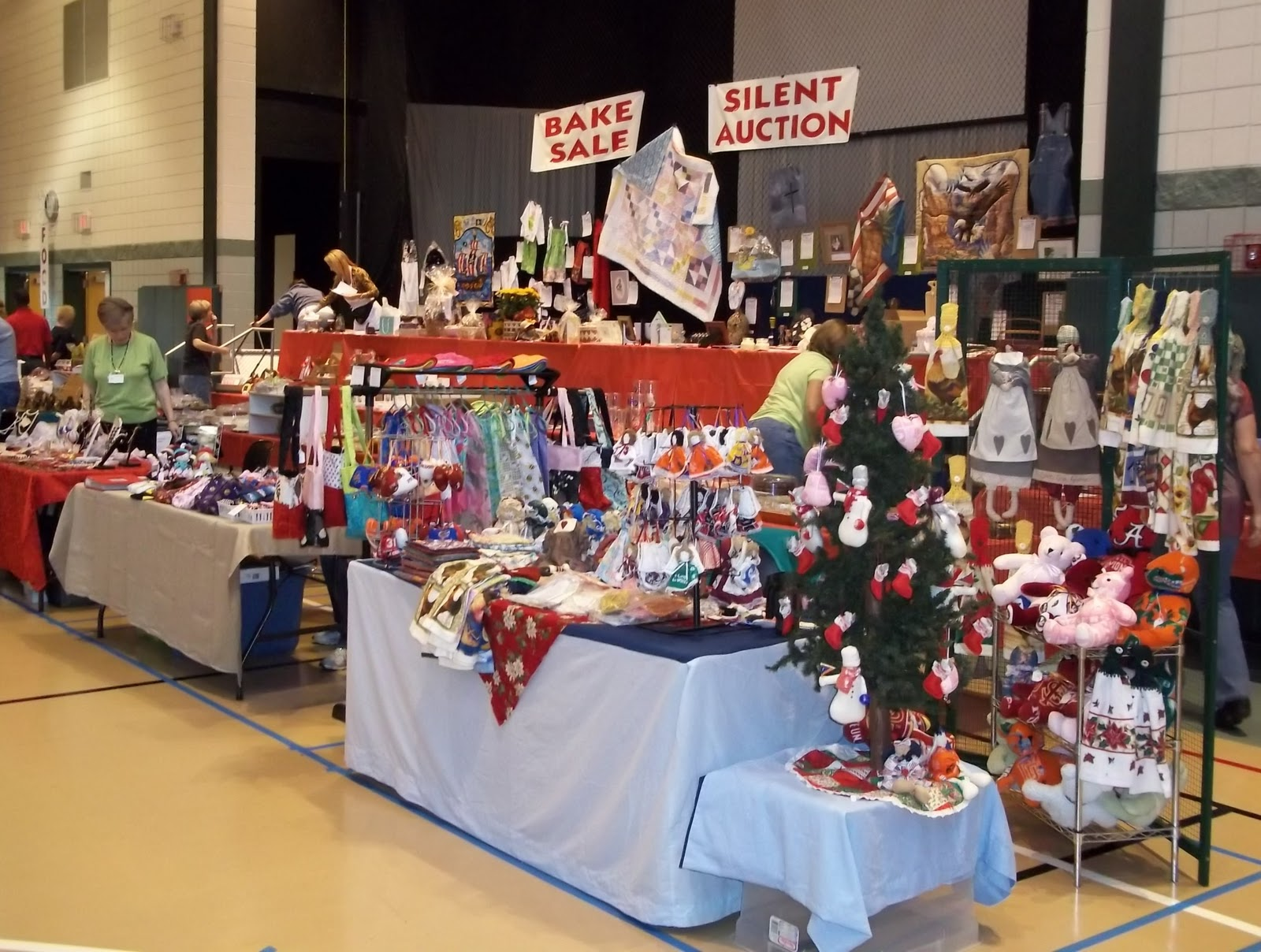 Niceville Methodist Church Craft Fair