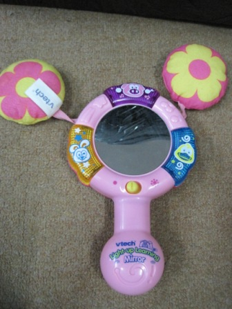 Vtech Light Up Learning Mirror My Baby