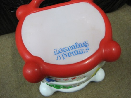 Leapfrog Learning Drum My Baby