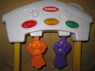 Playskool Kick N Play Gym My Baby