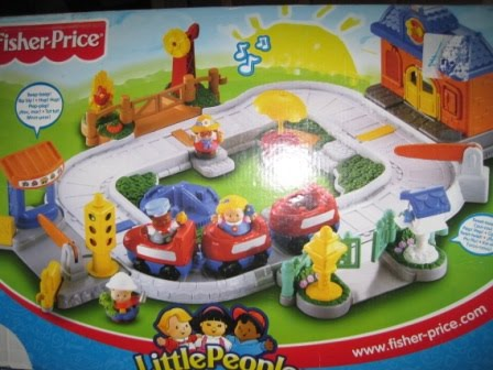 Little People Train Station My Baby