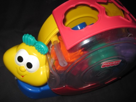 singing potty chair handicap beach fisher price stacking snails | my baby