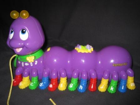 Vtech Alphabet Pal Caterpillar My Baby Stuff