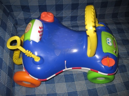 Playskool Push To Ride My Baby