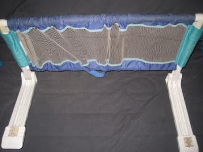 safety 1st portable bedrail my baby shop. Black Bedroom Furniture Sets. Home Design Ideas