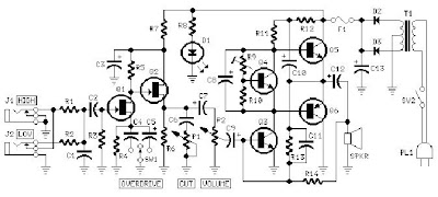 Electronics Circuits: August 2007
