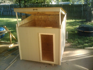 Pamperedpetretreats Dog House Design Hinged Roof
