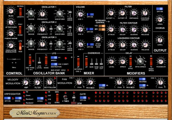 VST Plugin - Synthesizers - For Fruity Loops (FL 10) Free