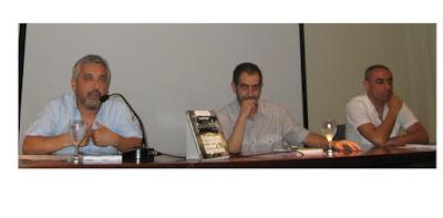 Marcello Figueredo, Leonardo Haberkorn, Gabriel Pereyra