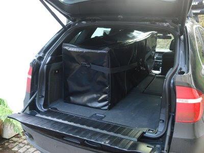 SECTIONAL SEA KAYAK: Rockpool 3 Piece Storage Custom Bag
