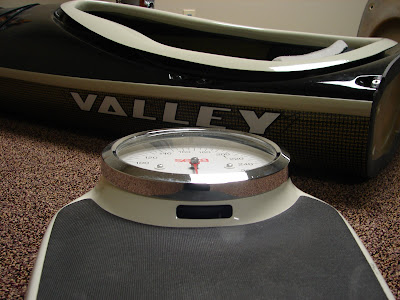 SECTIONAL SEA KAYAK: Weight: Valley Aquanaut LV Carbon Kev