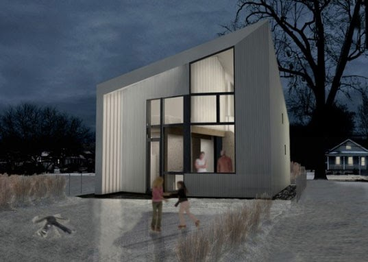 The New York Green Advocate Passive House Concept From