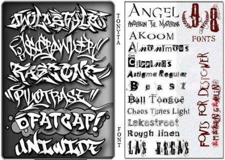 Mast LifeStyle 600 Stylish Fonts